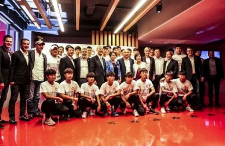 Από το δείπνο στο... φιλικό με την Beinjing Enterprice FC U17