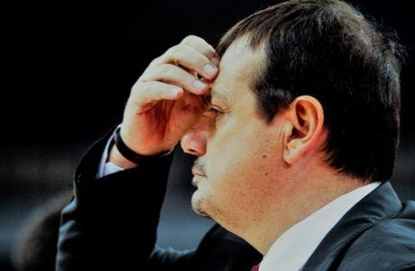 Ο Ergin Ataman έχει πολλά νεύρα
