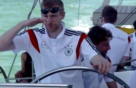 Το...πειρατικό της Γερμανίας (VIDEO)