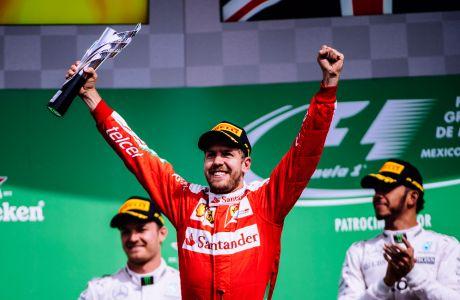 Δεν τιμώρησε τον Vettel η FIA
