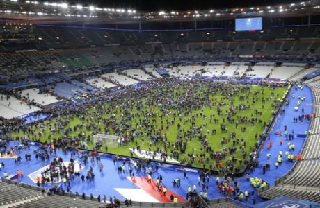 Το πρώτο παιχνίδι της Γερμανίας στη Γαλλία μετά το Μπατακλάν