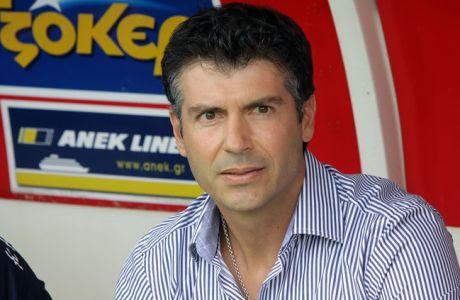 """Χριστόπουλος: """"Μας περιμένει ένας τελικός"""""""