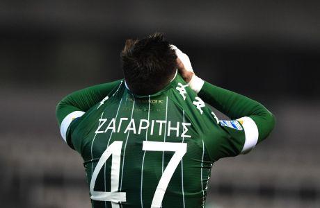 Ο Βασίλης Ζαγαρίτης λογίζεται πλέον ως παίκτης της Πάρμα, προτιμώντας το εξωτερικό από την ανανέωση του συμβολαίου του με τον Παναθηναϊκό