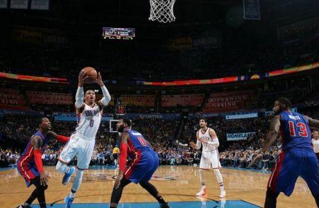 Ασταμάτητοι οι Spurs, νέο triple-double ο Westbrook