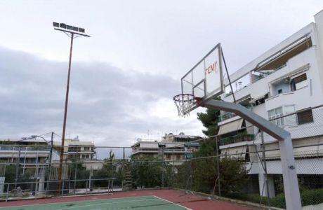 Αναδρομή στην ιστορία του γηπέδου που 'γέννησε' το μπάσκετ στον Χολαργό