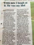 Cruyff Turn: Η στροφή του Κρόιφ ήταν ένα βέλος στην καρδιά του Όλσον