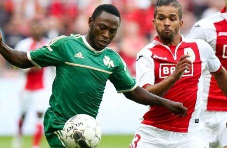 Σταντάρ Λιέγης - Παναθηναϊκός 0-0 (video)