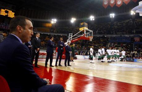 ÅÕÑÙËÉÃÊÁ / ÏÓÖÐ - ÍÔÁÑÏÕÓÁÖÁÊÁ / EUROLEAGUE / OLYMPIAKOS - DARUSSAFAKA (ÈÁÍÁÓÇÓ ÄÇÌÏÐÏÕËÏÓ / Eurokinissi Sports)