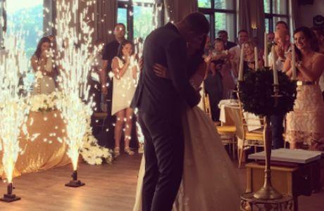 Στο γάμο του Τέπιτς υπήρχε κι Έλληνας καλεσμένος...