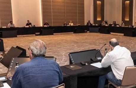Από τη συνεδρίαση της ECA στην Βαρκελώνη