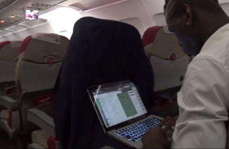 Ο Πογκμπά έκανε τον εαυτό του μεταγραφή στην Τσέλσι (PHOTO)