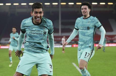 Champions League: Με προβάδισμα η Λίβερπουλ, αγκαλιά με το εισιτήριο η Παρί Σεν Ζερμέν