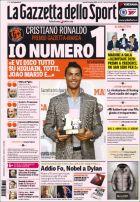 Ο Κριστιάνο Ρονάλντο θεωρεί τον εαυτό του τον καλύτερο παίκτη του κόσμου