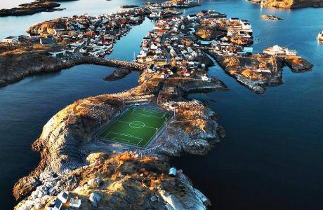 Αυτό είναι το γήπεδο που ΟΛΟΙ θέλουν να παίξουν!