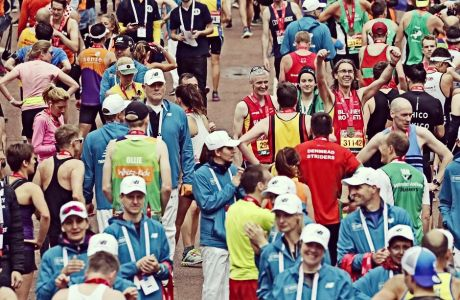 Boerne Race: Σε αυτόν τον αγώνα δρόμου, κερδίζουν μόνο οι μπύρες και τα ντόνατς
