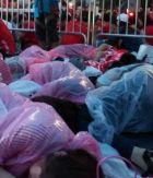 Ώρα 05:00 στη Σεούλ και κανείς δεν κοιμάται (PHOTOS)
