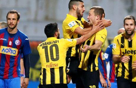 Κέρκυρα - ΑΕΚ 1-1 (VIDEO)