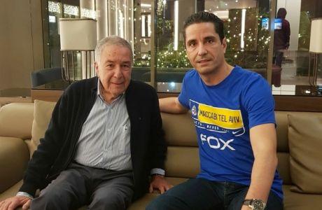 Γιάννης Σφαιρόπουλος: Επικίνδυνη αποστολή στο Τελ Αβίβ