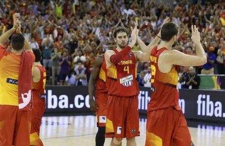 Η Ισπανία δεν έχει αντίπαλο. Μεγάλη νίκη η Βραζιλία (VIDEOS)