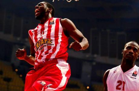 Ολοκληρωτικό μπάσκετ από Ολυμπιακό