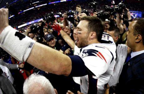 Δεν είναι αγιογραφία: Ο Τομ Μπρέιντι είναι ο GOAT του NFL