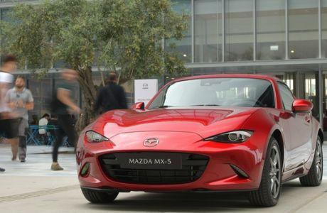 Η Mazda εισέρχεται στην ελληνική αγορά με την νεότερη σειρά μοντέλων της
