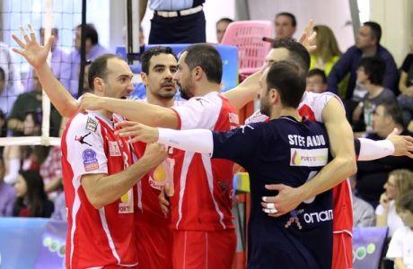 Η χρυσή βίβλος της Volley League
