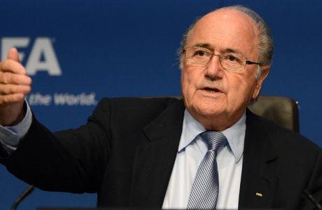 Joseph Sepp Blatter ( President FIFA )