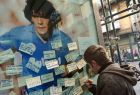 "A youth writes a message on a photo of former Napoli soccer club player and legendary Argentine striker Diego Armando Maradona in Naples, southern Italy, Tuesday April 20, 2004.  Some messages say ""Give us back your heart!""  ""Don't Let Go"" and ""You are a Legend.""  Maradona was placed in intensive care Sunday in Buenos Aires. It was the second time in recent years he has been hospitalized. (AP Photo/Salvatore Laporta)"