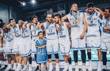 ΕΥΡΩΜΠΑΣΚΕΤ ΝΕΩΝ ΑΝΔΡΩΝ 2017 / ΤΕΛΙΚΟΣ / ΕΛΛΑΔΑ - ΙΣΡΑΗΛ (ΦΩΤΟΓΡΑΦΙΑ: FIBA.COM)
