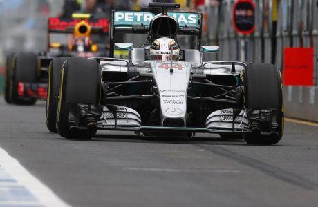 GP Μελβούρνης (FP1/FP2): Hamilton τους χρόνους, Rosberg στον τοίχο