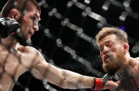 Ο 'πόλεμος' McGregor-Nurmagomedov θα 'χει και part2