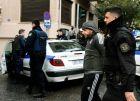 Πρώτες εικόνες από τις συλλήψεις στο Κολωνάκι
