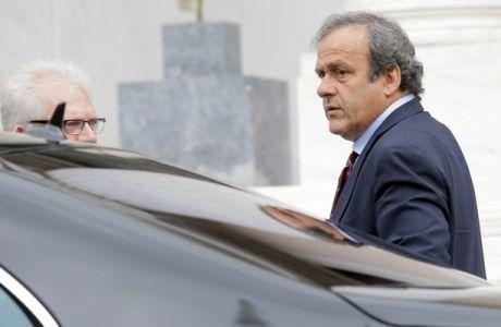 """Πλατινί: """"Αν αποδειχθεί διαφθορά, να υπάρξουν κυρώσεις!"""""""