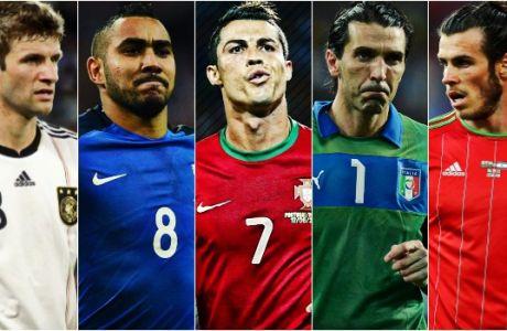 """Η ανάλυση των οκτώ """"μονομάχων"""" του Euro 2016"""