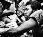 24 Φεβρουαρίου 1978, ο Κλίφορντ Ρέι των Γκόλντεν Στέιτ Γουόριορς βάζει το χέρι του στο στομάχι ενός δελφινιού για να το σώσει