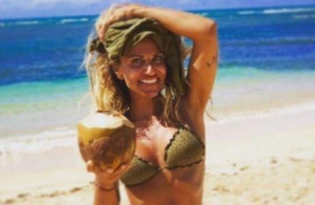 Η Σόφη Πασχάλη μίλησε για το σεξ στην παραλία του Survivor