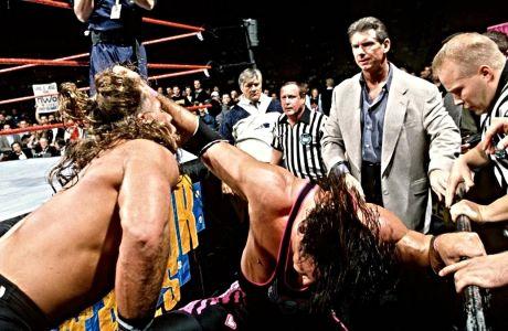 Screwjob: Το μεγαλύτερο ψέμα του WWE παραμένει ανεξιχνίαστο