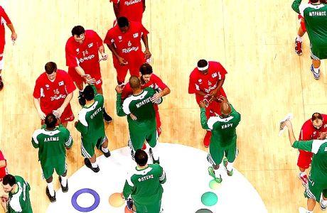 Τι γίνεται στον πρώτο τελικό με γηπεδούχο τον Ολυμπιακό