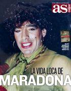 Ο Μαραντόνα... γυναίκα (PHOTO)
