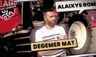 Ο Αλεξί Ρομαό κατά την παρουσίασή του σε βίντεο από την Γκινγκάμπ