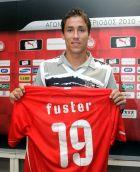 Η επίσημη παρουσίαση του Νταβίδ Φουστέρ από τον Ολυμπιακό (26/8/2010).