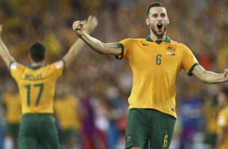 Πρωταθλήτρια Ασίας η Αυστραλία (VIDEO)