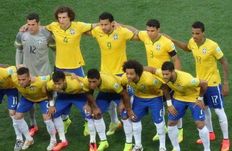 Φωνή και μόνο στον εθνικό ύμνο της Βραζιλίας (VIDEO)