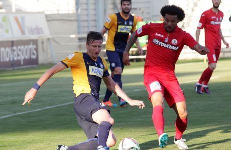 Ξάνθη - Αστέρας Τρίπολης 0-0 (VIDEO)