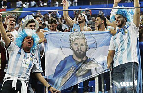 Αργεντινή: Δεν είναι Εθνική, είναι τσίρκο!