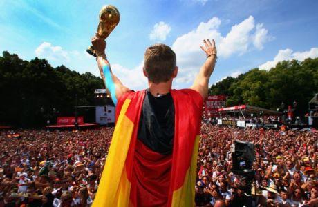 """Ο αρχηγός Σβάινσταϊγκερ είπε """"αντίο"""" στην εθνική Γερμανίας"""