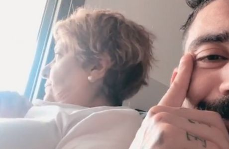 Ξέσπασμα της μαμάς... Κλάους στο Instagram!