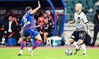 Ο Μίροσλαβ Στοχ σε μια προσπάθεια του στην αναμέτρηση του ΠΑΟΚ με τον Βόλο στο Πανθεσσαλικό Στάδιο (0-2), για την 8η αγ. της Super League (26/10/2019) - ΦΩΤΟΓΡΑΦΙΑ: ΑΝΤΩΝΗΣ ΝΙΚΟΛΟΠΟΥΛΟΣ / EUROKINISSI