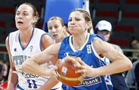 Ευρωμπάσκετ (Γ): 5η και... Παγκόσμια η Εθνική